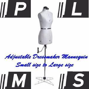 Adjustable Dummy Mannequin Dressmaker P  (size 4-10) Dandenong South Greater Dandenong Preview
