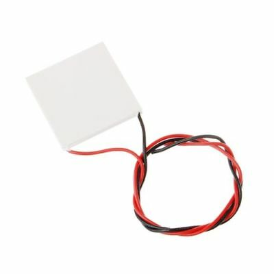 40x40mm High Temperature Thermoelectric Power Generator Peltier TEG Module Charm