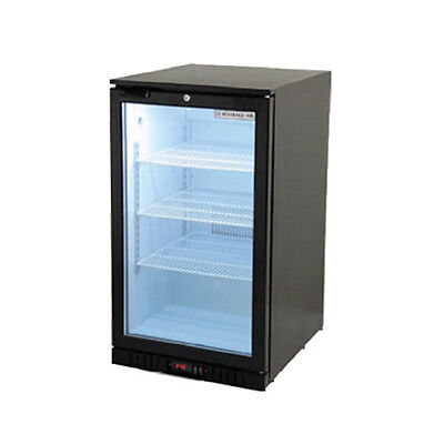 Beverage Air Ct96-1-b-led Countertop Refrigerated Merchandiser