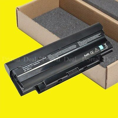 9 Cell Laptop Battery For Dell Vostro 3450 3550 3750 312-...