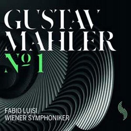 FABIO/WIENER SYMPHONIKER (WSO) LUISI - SYMPHONY NO. 1  CD NEU MAHLER,GUSTAV