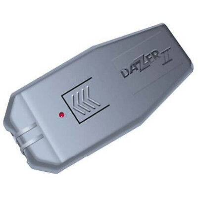 New! DAZER II Ultrasonic Aggressive Dog Deterrent Device Tool Repeller Repellent on Rummage