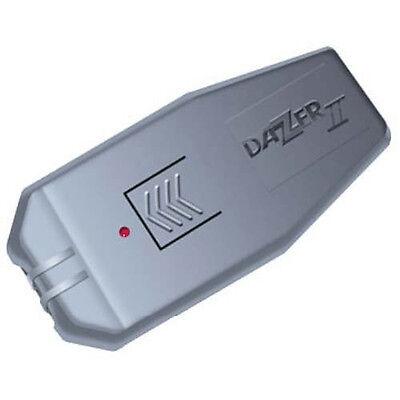 DAZER II Ultrasonic Aggressive Dog Deterrent Device Tool Repeller Repellent