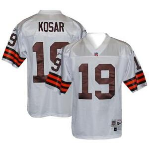 afe33b6bd9e aliexpress mens bernie kosar jersey cleveland browns authentic brown home  throwback jersey 50631 04801  wholesale bernie kosar jersey 7cb5d 018a5