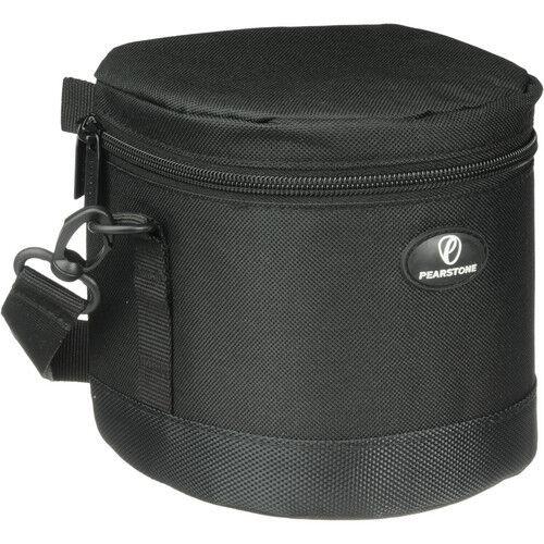 Pearstone Onyx 90 Lens Case (Black)