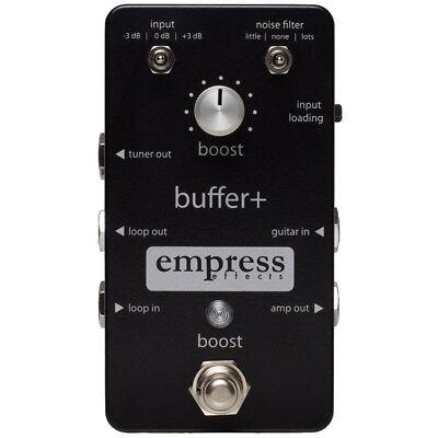 Empress Effects Buffer+ Plus Guitar Effect Pedal
