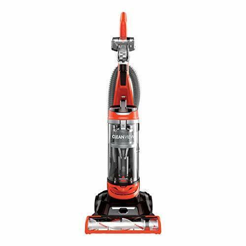 cleanview bagless vacuum cleaner 2486 orange
