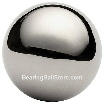 Five 12 316 Stainless Steel Bearing Balls