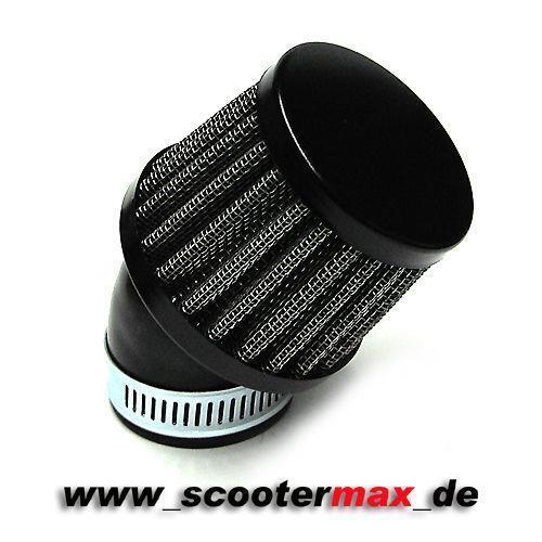 luftfilter 40mm ebay. Black Bedroom Furniture Sets. Home Design Ideas