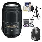 Nikon D3100 Lens 55-300