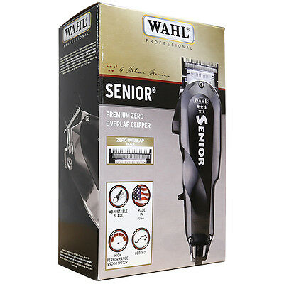 Wahl Professional 8545 5 Star Series Senior Corded Clipper   New