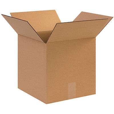 50 12x12x12 Cardboard Boxes For Packing Moving Shipping