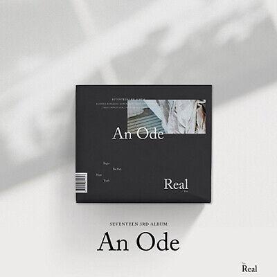 SEVENTEEN [AN ODE] 3rd Album Ver.5 CD+2ea Photo Book+4p Photo Card K-POP SEALED