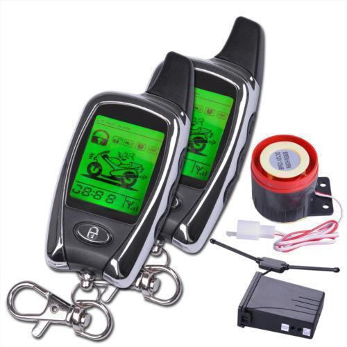 Motorcycle Remote Start Ebay