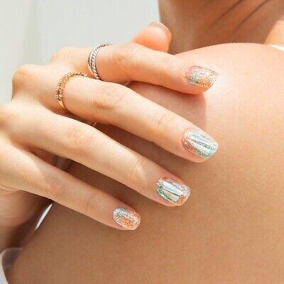 K-beauty OHORA Self Gel nail art stickers nailpatch