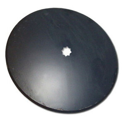 Universal Fit 18 Plain Disc Blade 3mm X 1 Or 1-18 Square Double Punch Hole