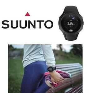 NEW SUUNTO TRAINER WRIST WATCH SS022668000 201285059 MULTISPORT HR MEASUREMENT ACTIVITY TRACKING GPS EXERCISE JEWELLE...