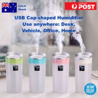 USB Essential Oil Humidifier