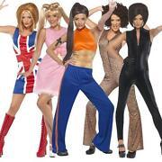 Girls Pop Star Fancy Dress