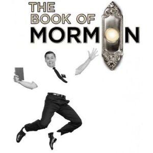 ★The Book Of Mormon Northern Alberta Jubilee★FRI Sep 21 8:00PM