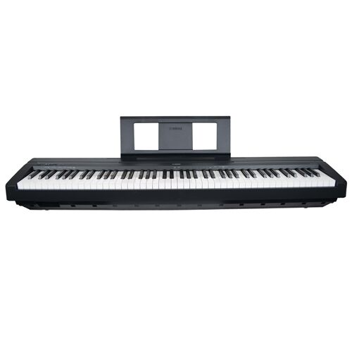 Yamaha P45 Compact P-Series Digital Piano in Black