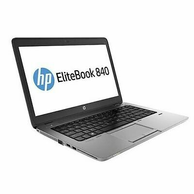 HP 840 G3 14 Zoll (128GB, Intel Core i5, 4GB) Notebook/Laptop - Grau -...