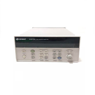 Agilent Hp 34970a Data Acquisitionswitch Unit Refurbished