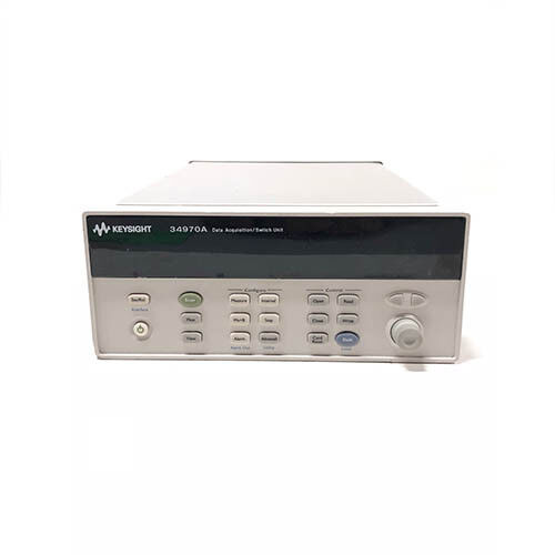Agilent / HP 34970A Data Acquisition/Switch Unit , Refurbished