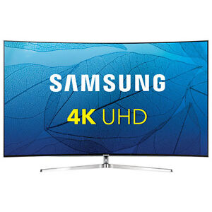 "SAMSUNG 78"" CURVED 4K UHD LED SMART TV 1 YEAR WARRANTY"