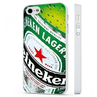 Beer Lager Alcohol Drink WHITE PHONE CASE COVER fits iPHONE Iphone Lager