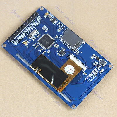 4.3 Tft Lcd Module Display Touch Panel Adapter Build-in Ssd1963 Screen Pcb