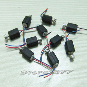 10pcs-Pager-and-Cell-Phone-Vibrating-Micro-Motor-2-5V-4-0VDC-With-Two-Leads-s883