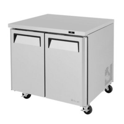 Turbo Air Mur-36-n6 36 Wide Under Counter Refrigerator Cooler Mur-36
