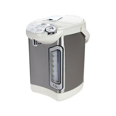 Electric Hot Water Dispenser Boiler Warmer 16.9 Cup 4L Auto Feed Stainless Steel