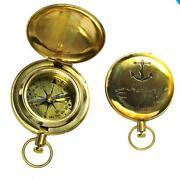 Kompass Messing