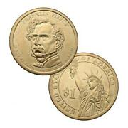 Franklin Pierce Coin