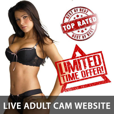 Rare Full Functional Live Camgirl Website Business 4 Sale - Hundreds Of Models