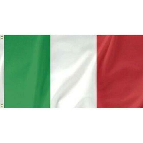 Premium Italy Flag, Italia Flag 5ft x 3ft 150 x90cm