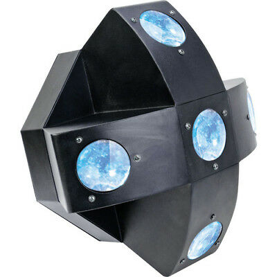 DeeJay LED 35W LED Motor Rocket Fixture with DMX Control DJ148 Dmx Motor Control