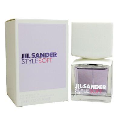 Jil Sander Style Soft 30 ml Eau de Toilette EDT  - 30 Ml Eau