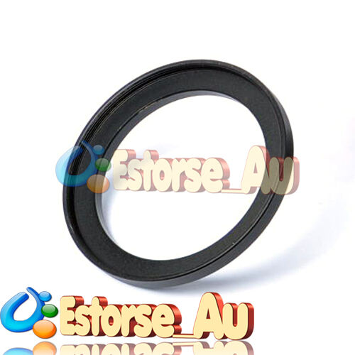 62mm-77mm 62-77mm 62 to 77 Metal Step Up Lens Filter Ring Adapter Black