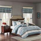 Madison Brown Comforter Sets