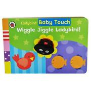 Ladybird Baby Touch Books