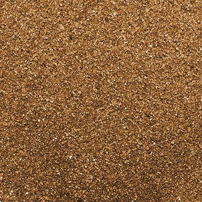 16oz BROWN Bulk Color Resin Incense Burner Heat Absorbing / Decorating Sand - Colored Sand Bulk