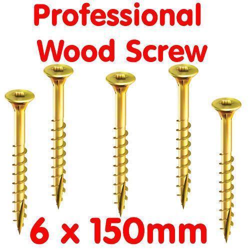 Torx Wood Screws Ebay