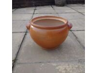 Planter Bowl with handles