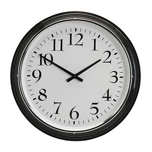 Large wall clock Eden Hill Bassendean Area Preview