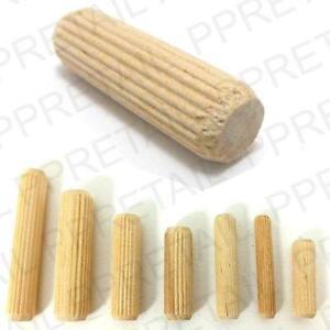 Wooden Dowels Diy Materials Ebay