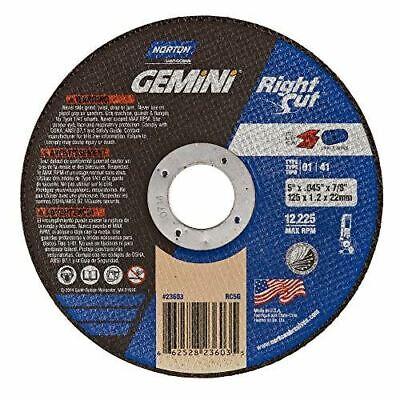 Type 01 Gemini Circular Saw Reinforced Cut-off Wheels - P2279936 6x116x58 G