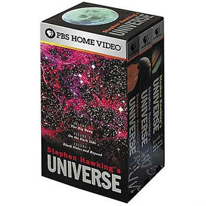 Stephen Hawkings Universe on VHS
